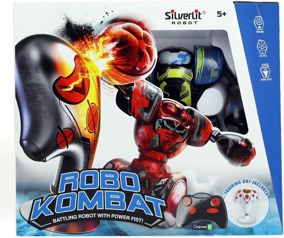 88053. Rocco Spielzeug/ /Single Pack /Robo Kombat/