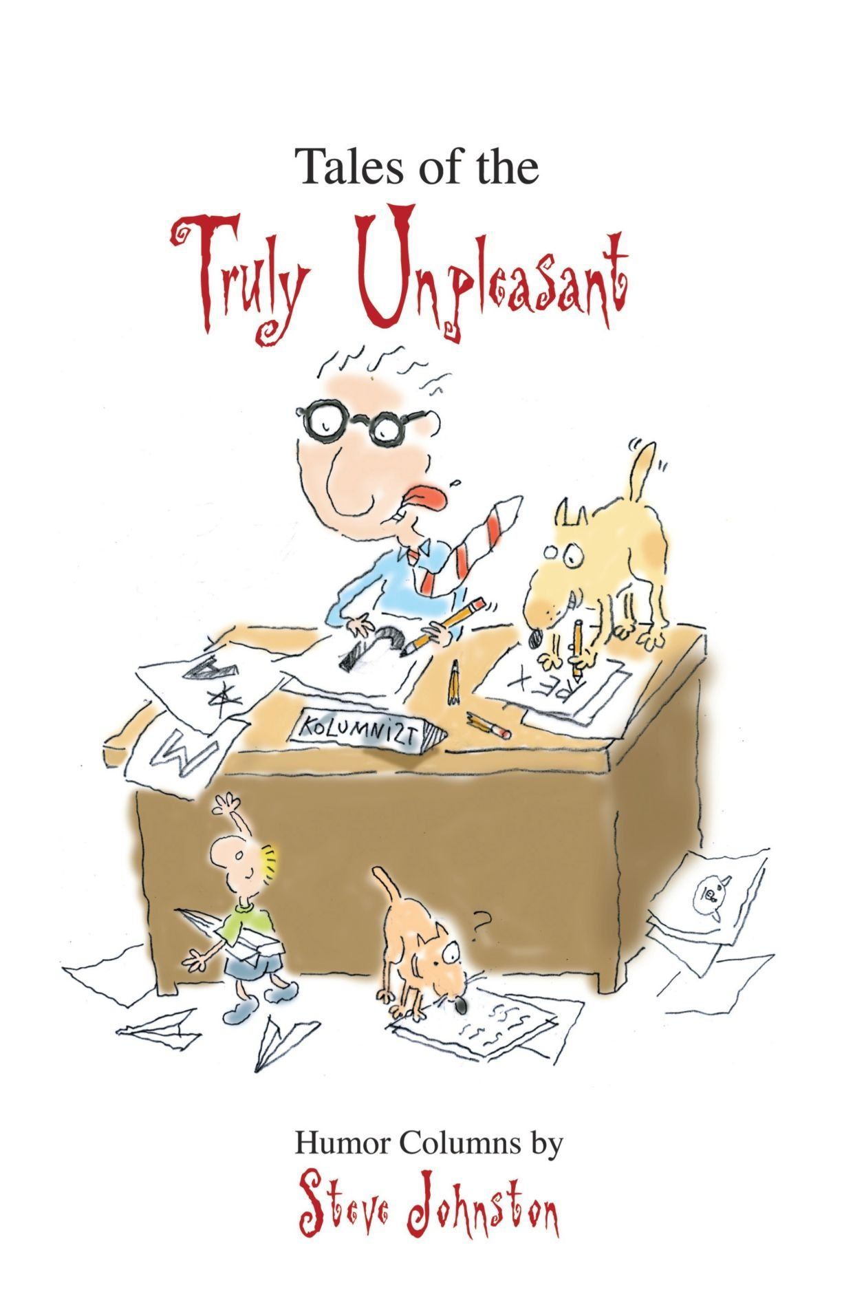 Download Tales of the Truly Unpleasant ebook