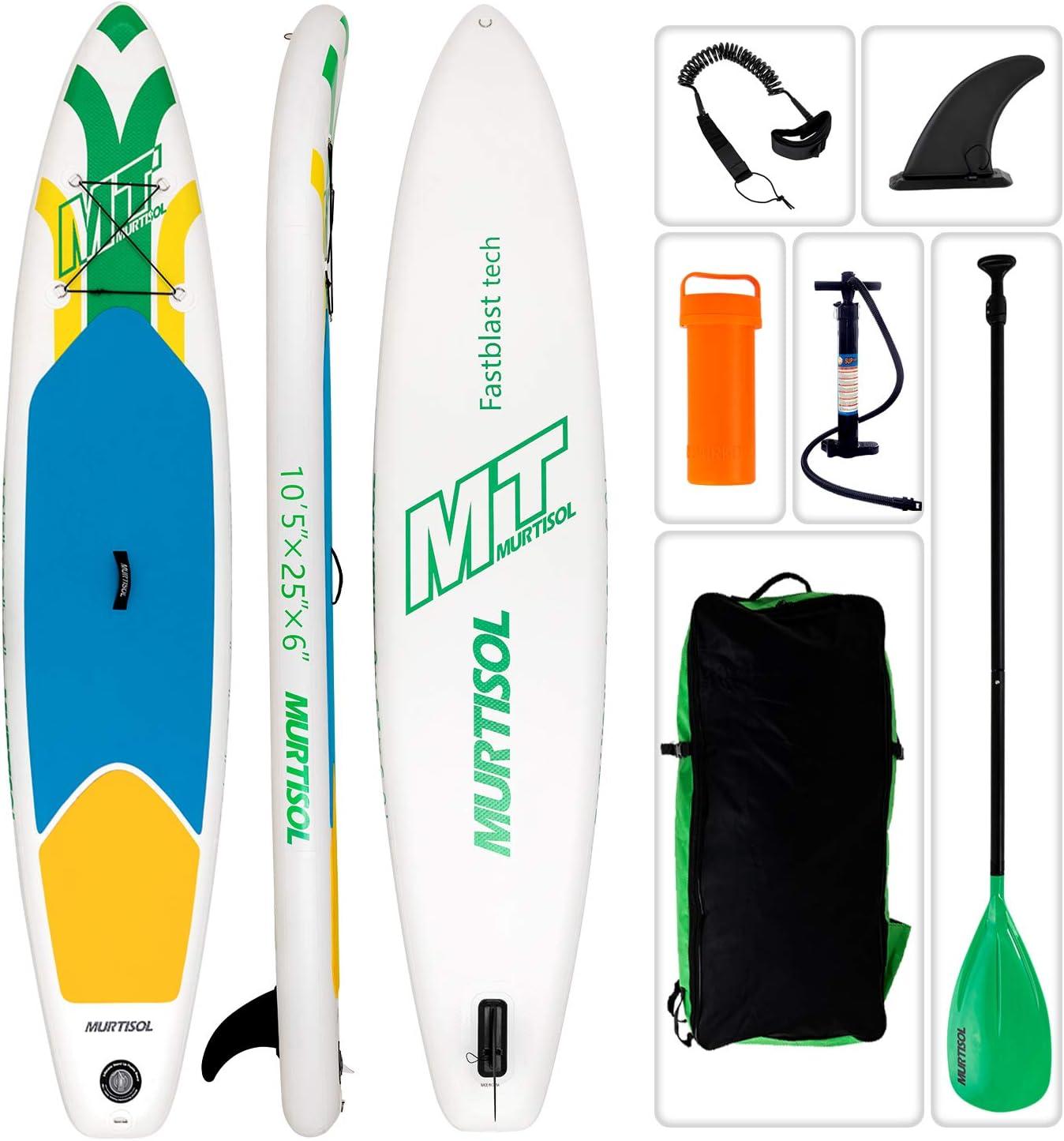 long and narrow sup board