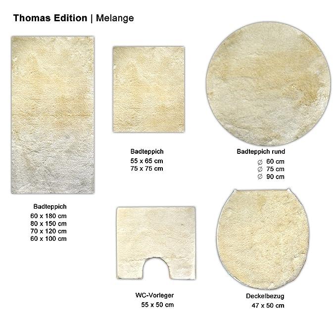 Thomas Bath Mat Mt 2356 To 22 Beige 75 X 75 Cm Amazon