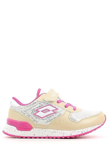 Lotto Sport - Zapatillas de voleibol de Material Sintético para hombre Varios Colores Multicolore: Amazon.es: Zapatos y complementos