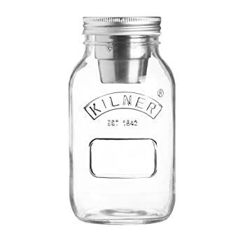 Kilner On The Go Salad Container