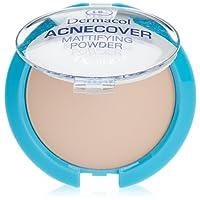 Dermacol - Polvere opacizzante Acnecover, colore: porcellana, 11g