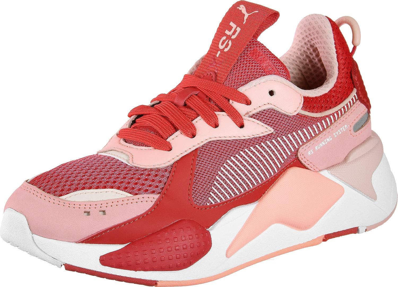 puma running system femme rose
