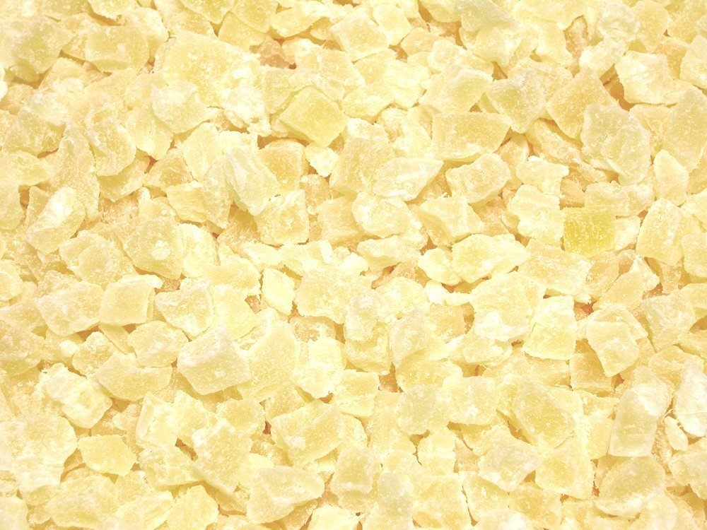 Dried Diced Pineapple, Low Sugar No Sulfur (Natural Dices, no SO2) (11 pounds) by Really Natural