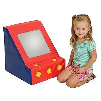 Amazoncom Pull Up Mirror Primary Baby Toys Baby