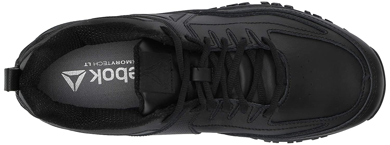 8ed38f67ec3 Reebok Men s Ridgerider Leather 4e Sneaker Black Black Black - Wide E 10 4E  US  Buy Online at Low Prices in India - Amazon.in