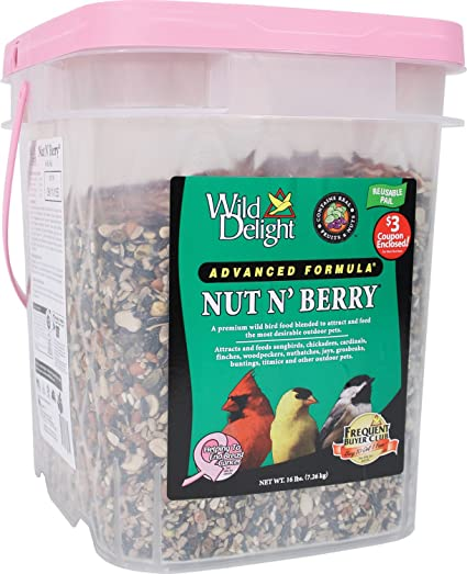 Image result for kaytee basic wild bird food in pail