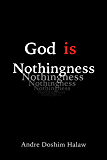 God is Nothingness: Awakening to Absolute Non-being (English Edition)