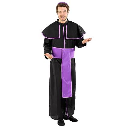 dressforfun Costume da uomo - Padre Benedetto  68019e0509fb