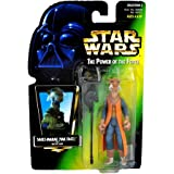 Star Wars, The Power of the Force Green Card, Saelt-Marae (Yak Face) Action Figure, 3.75 Inches
