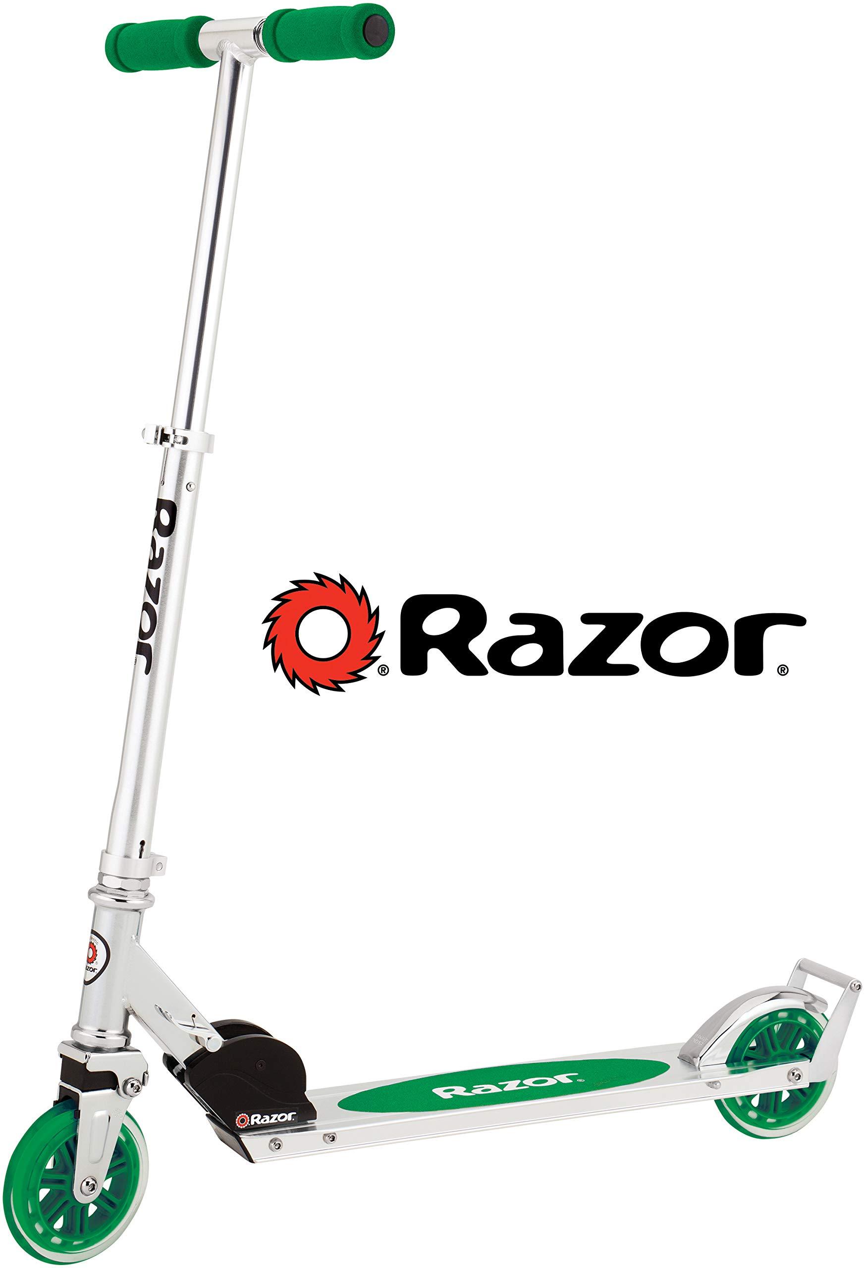 Razor A3 Kick Scooter - Green - FFP by Razor