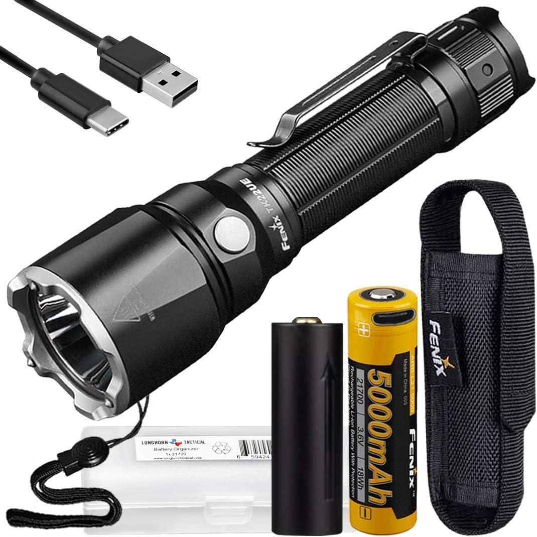 Fenix Throw Rechargeable Flashlight