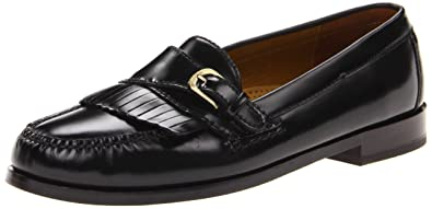 Cole Haan 9 D Men's Dress Shoes Slip On Black Leather Slippers Penny Loafers
