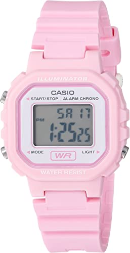 Casio Women's 'Classic' Quartz Resin Casual Watch, Color  UCtFn