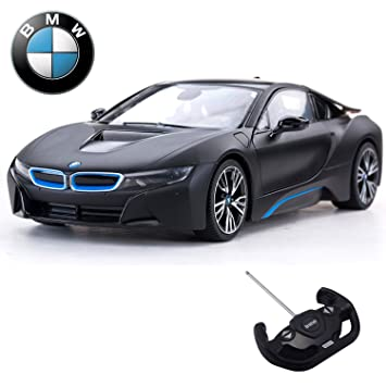 Amazon Com Rastar R C Car 1 14 Scale Bmw Limited Edition I8