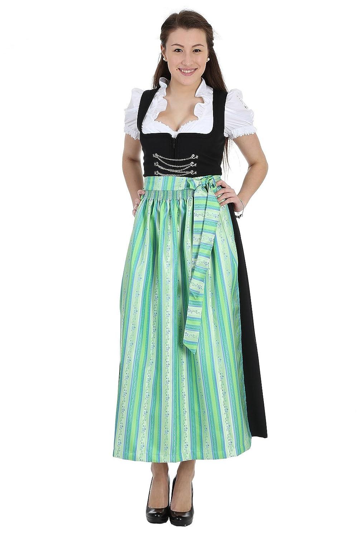 Moser Bekleidung Damen Dirndl schwarz Chantal 56097 schwarz