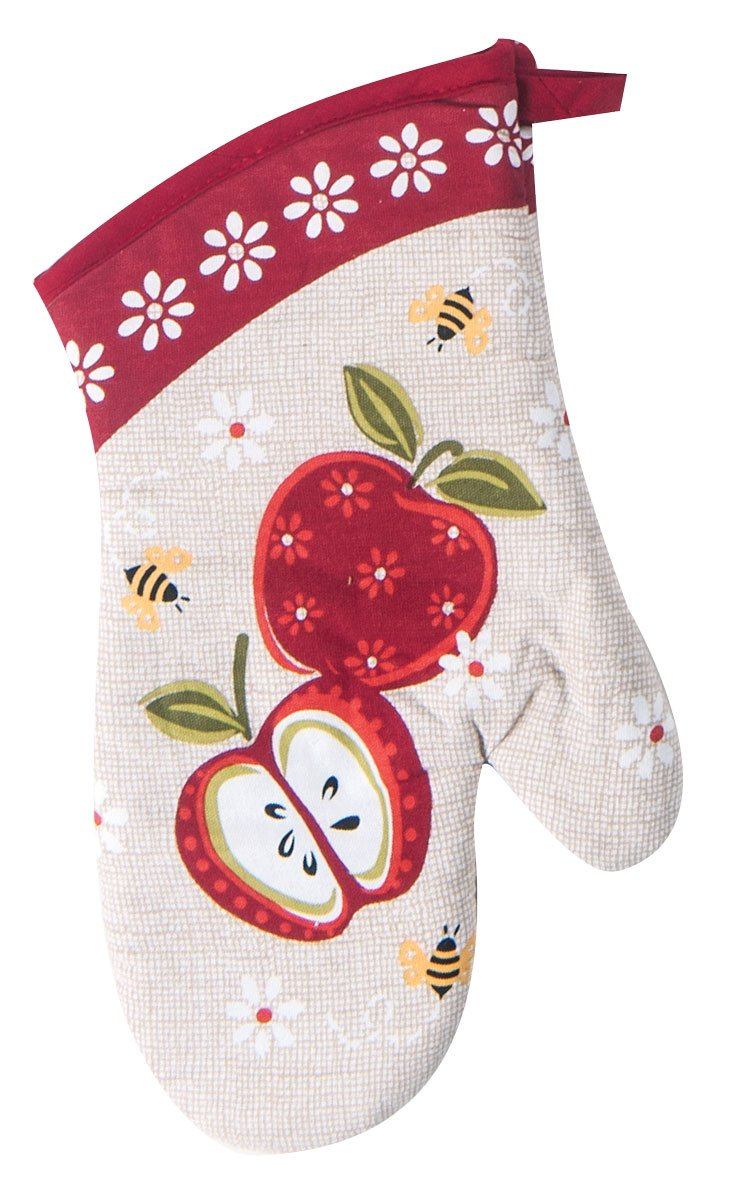 Kay Dee Designs R6245 an Apple A Day Oven Mitt