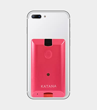 Katana Safety Arc: The Personal Security System That Attaches Directly to  Your Smartphone  Includes 1 Free Month of the 24/7 Katana Response Center