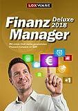 Lexware FinanzManager Deluxe 2018 PC Download (Jahreslizenz) / Einfache Buchhaltungs-Software für private Finanzen & Wertpapier-Handel / Kompatibel mit Windows 7 oder aktueller