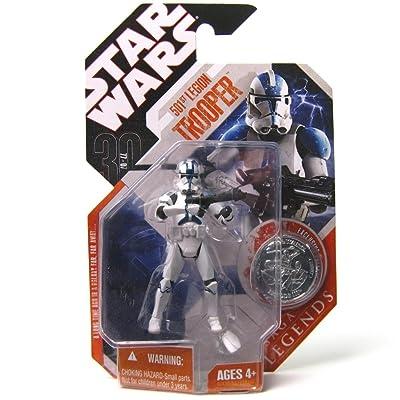 Star Wars Saga Legends8211; 501st Legion Trooper: Toys & Games