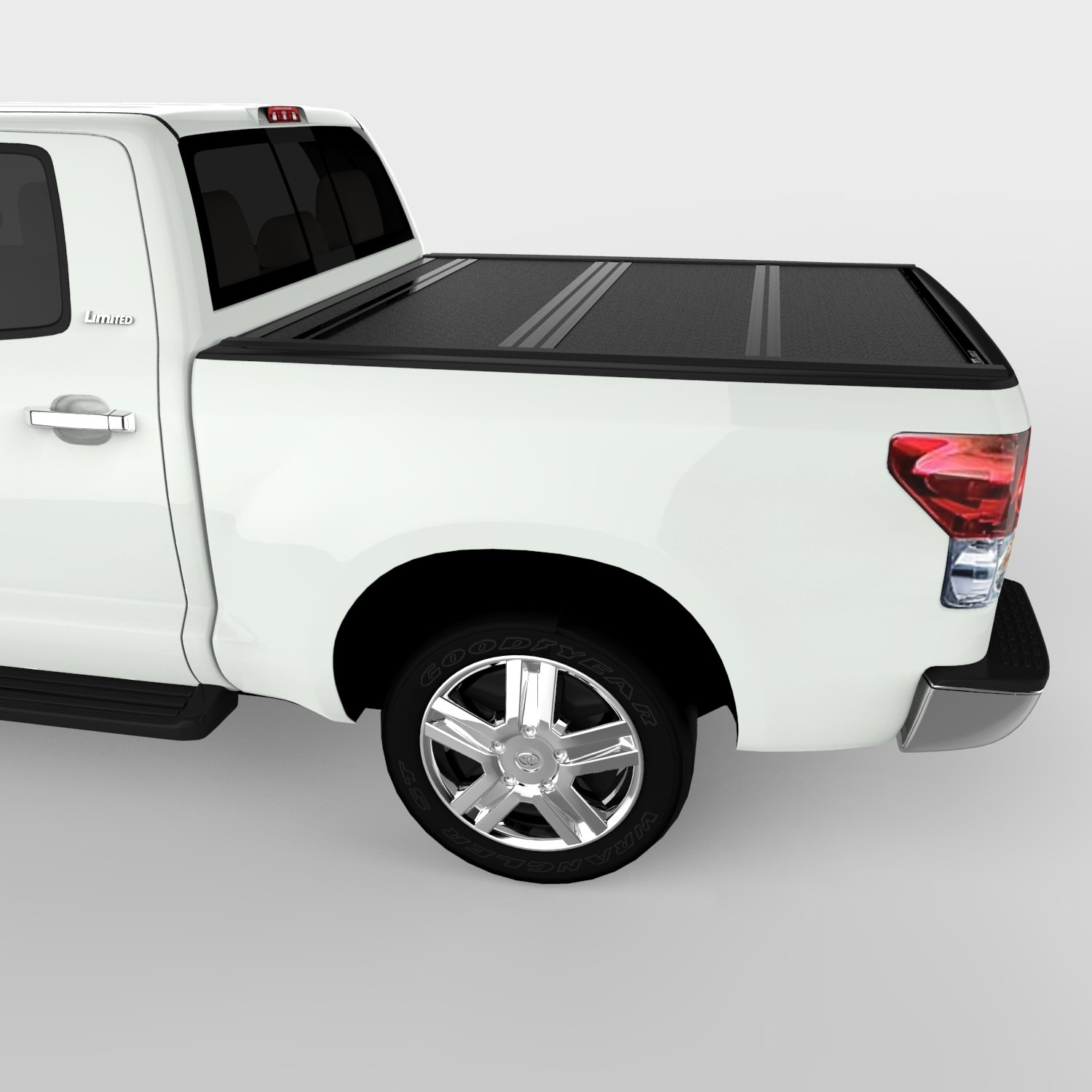 hard tonneau cover toyota undercover bed lifestyle fold folding ultra tri covers tacoma flex