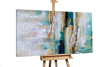KunstLoft® Extravagante cuadro al óleo \'From Ipanema\' 160x80cm ...