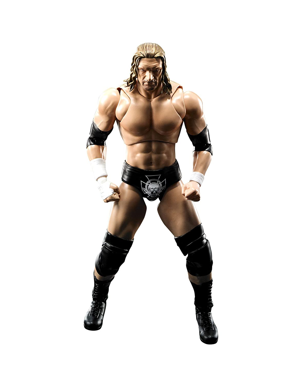 Bandai Tamashii Nations S.H Figuarts Triple WWE Action Figure BAN11215