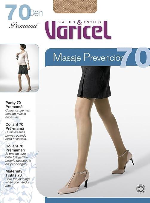 PREMAMA 70 VARICEL panty de compresión media (11-15 mmHg) premama, proporciona