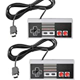 Railay 2 Packs Classic Controller for NES Nintendo Classic Mini Edition