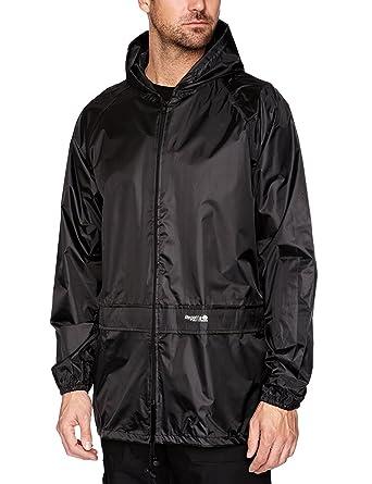 Regatta Stormbreak - Chaqueta para hombre, tamaño XXL, color negro