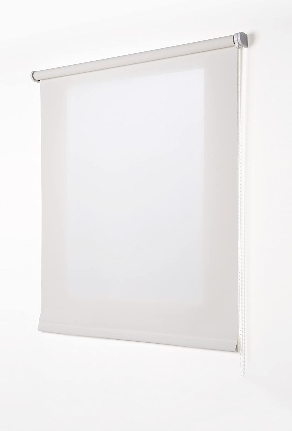 Estores Basic, Stores screen, Blanco, 120x250cm, estores plegable, persianas enrollables para el interior.: Amazon.es: Hogar