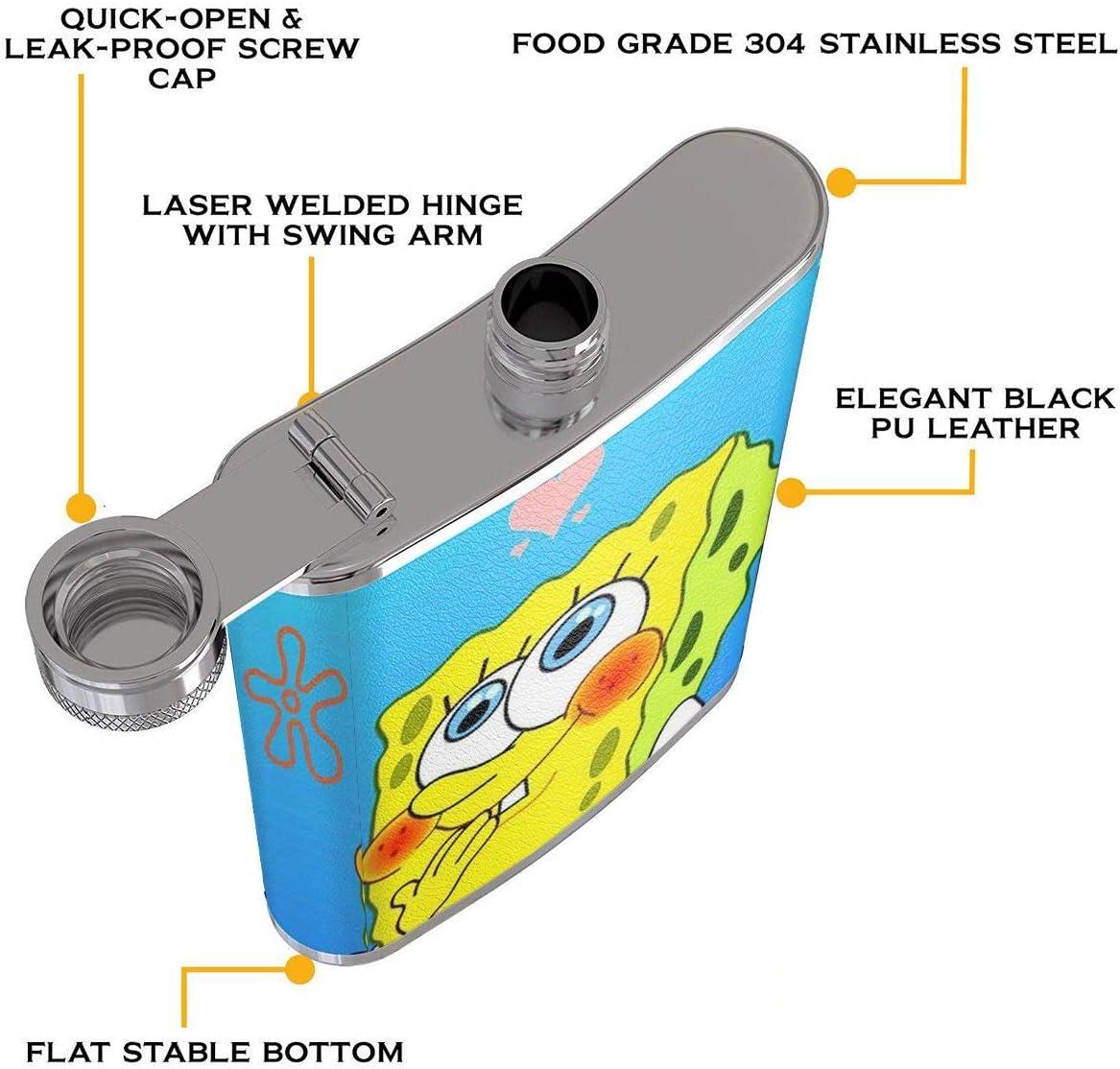 Bob Esponja Squarepants Cartoon Portable Acero Inoxidable ...