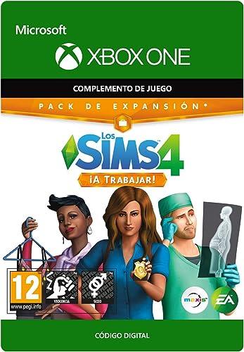 THE SIMS 4: GET TO WORK | Xbox One - Código de descarga: Amazon.es ...