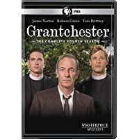 Masterpiece Mystery!: Grantchester - Complete Fourth Season