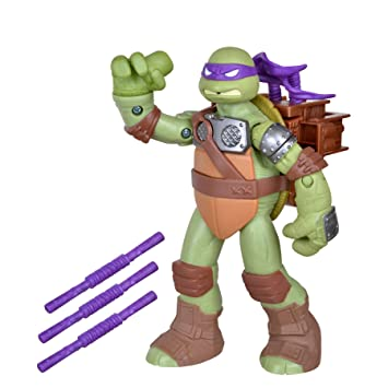 Teenage Mutant Ninja Turtles Flingers Bo Throwing Donatello ...