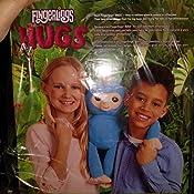 Amazon Com Fingerlings Hugs Bella Pink Advanced