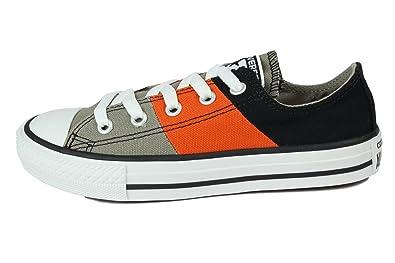 6c43bc9453e37 Converse Chucks All Star Sneaker Kids Gr 31 US 13K Rot Schwarz Schuhe