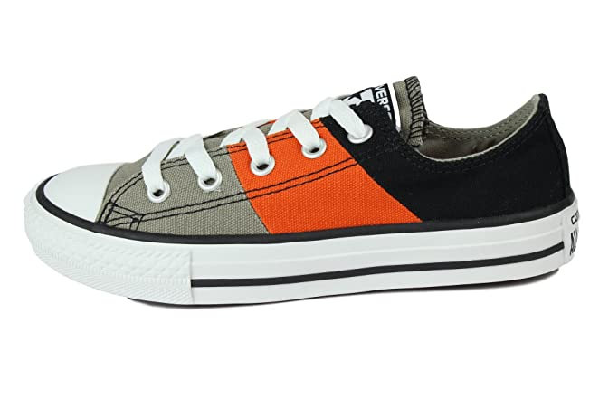 Converse Fortune Converse All Star Trainers Size 13 Kids US 12.5 K Black / Red Shoes