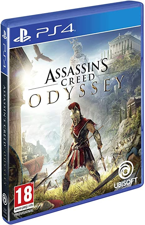 Pack Assassins Creed Odyssey + Auriculares PS4 Headset v3 Blanco ...