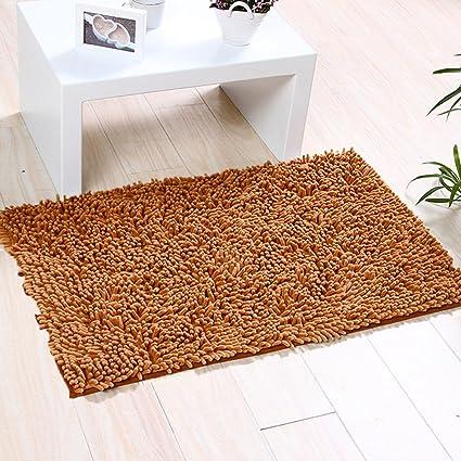 Eleoption morbido Shag tappeto da bagno tappeto da cucina porta ...