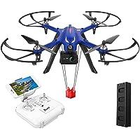 DROCON Bugs 3 Potente motore brushless Quadcopter Drone per adulti e hobbisti, Gopro Drone ad alta velocità, Suport Gopro HD Camera 4K Camera, 18 Minuti di volo 300 Metri Gamma di controllo lungo