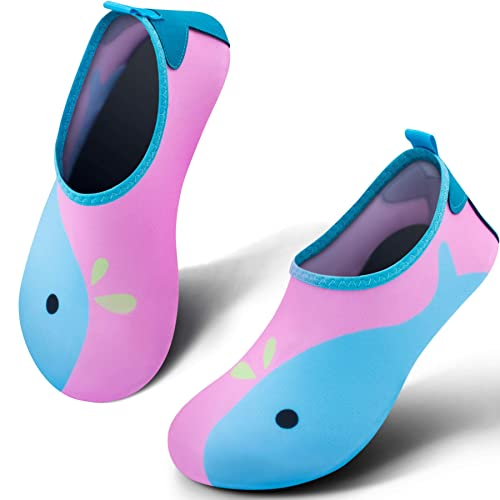 581a889476d SIMARI Toddler Water Shoes Boy Girl Baby Barefoot Aqua Socks Shoes for  Beach Pool Surfing 399