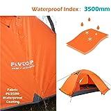 Azarxis 1 2 Person 3 4 Season Backpacking Tents