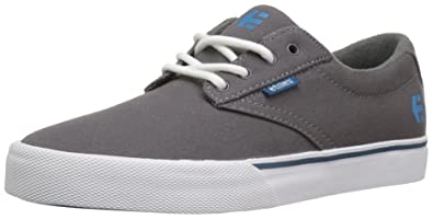 Etnies Womens Jameson Vulc Ws Skateboarding Shoe Grey