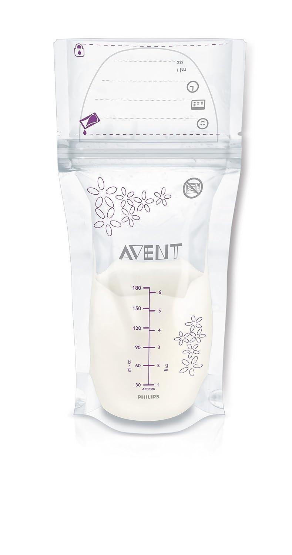 Philips AVENT Breast Milk Storage Bags, SCF603/25
