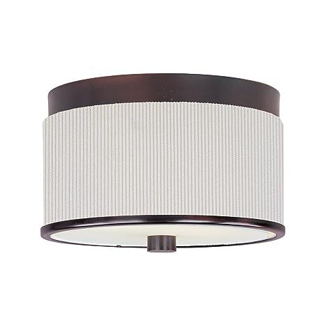 Amazon.com: ET2 iluminación e95100 – 102oi 2 elementos de ...