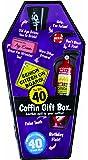 Big Mouth Toys Gift Box Coffin - 40 Birthday Aging Prank Gag Joke
