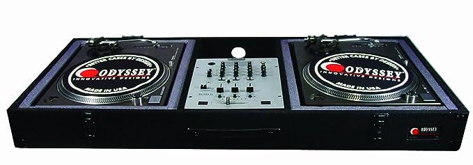 Amazon.com: Odyssey cbm10e carpeted DJ Ataúd para una ...