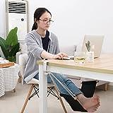 Foot Hammock Under Desk Footrest   Adjustable